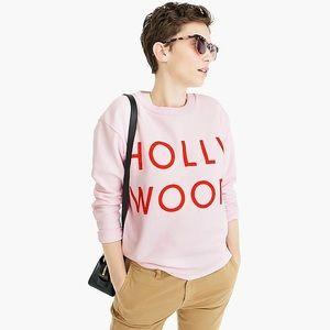 J. Crew Hollywood Sweatshirt in Large